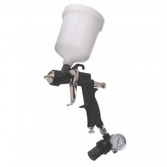 Pistola Revolver De Pintura Arprex Mod. ECO 21 C/ Regulador de Pressão